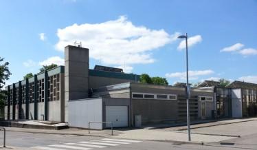 Turnhalle Hieberschule
